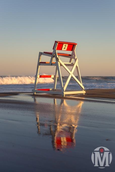 Scarborough Chair #2 - Off Duty (Portrait)