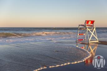 Scarborough Chair #2 - Off Duty (Landscape)