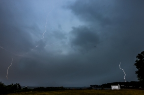 Lighting at the North Kingstown Town Beach