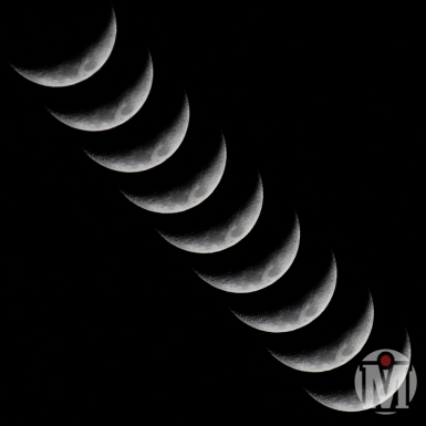 2017 - March - Moon Composite (2 of 2)
