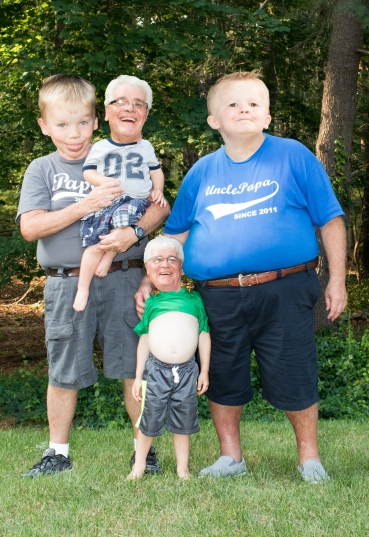 Family Face-Swap
