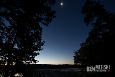 2015 - September - Scituate Reservoir - Pre-Dawn (2 of 6)