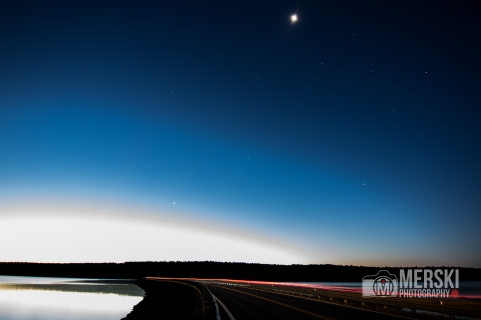 2015 - September - Scituate Reservoir - Pre-Dawn (3 of 6)