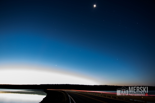 2015 - September - Scituate Reservoir - Pre-Dawn (3 of 6)