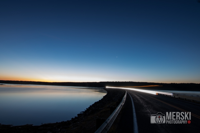 2015 - September - Scituate Reservoir - Pre-Dawn (5 of 6)