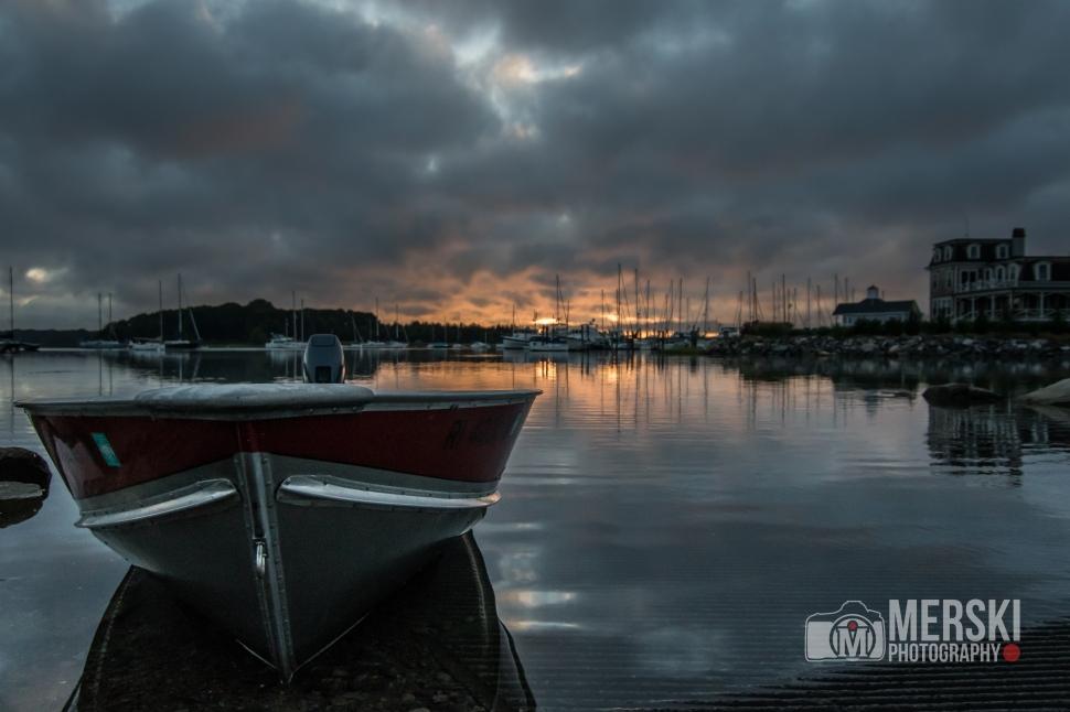 Boat Ramp in Wickford