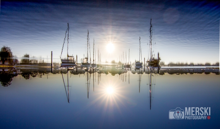 2015 - October - Wickford Harbor - HDR (1 of 1)