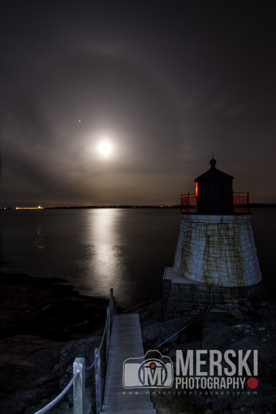 2016 - February - Castle Hill Lighthouse (Small)-3
