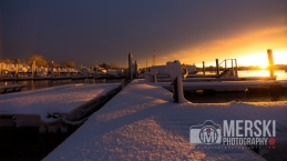 2016 - February - Wickford Harbor - Post Snowstorm