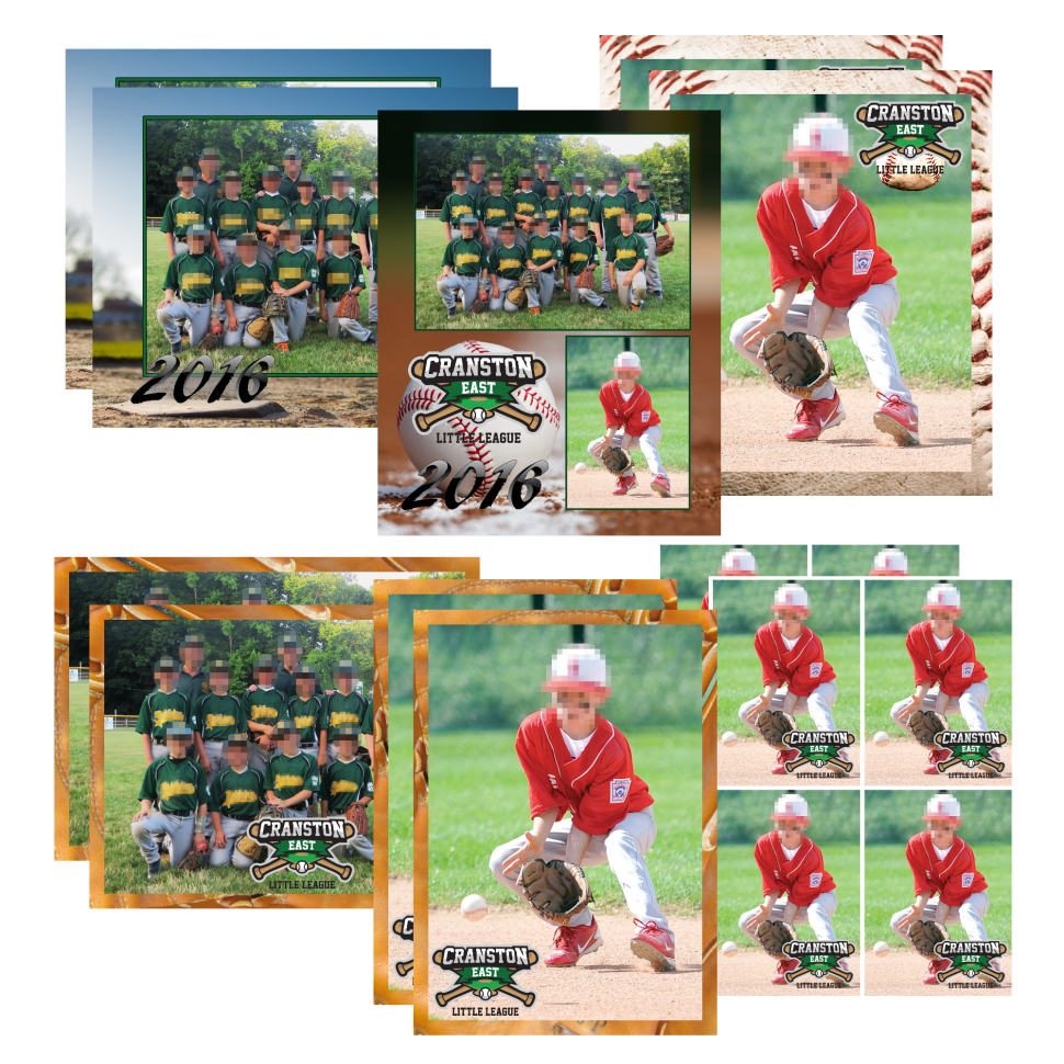 Cranston East Little Leage - The All-Star Package - Online Store.png