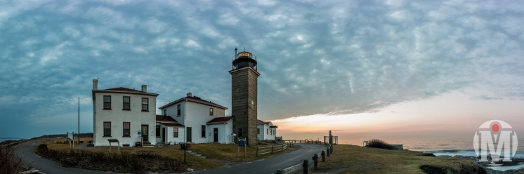 Beavertail at Twilight - Early Spring