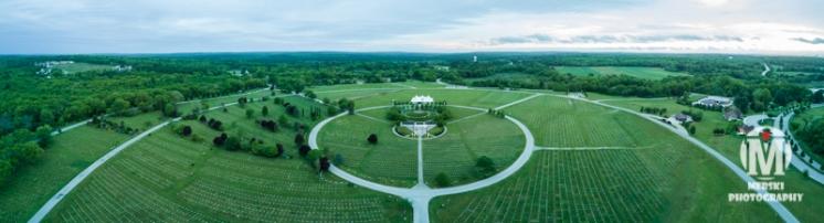 Rhode Island Veterans Memorial Cemetary - Exeter, RI