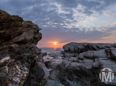 2017 - March - Beavertail Sunrise (3 of 5)