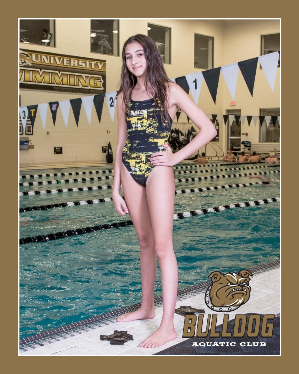2017 - Bulldogs - A11 - Camila Cuellar - 8x10