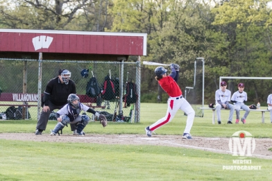 2017 - May - Woonsocket Middle School Baseball (10 of 102)