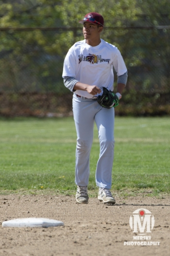 2017 - May - Woonsocket Middle School Baseball (16 of 102)