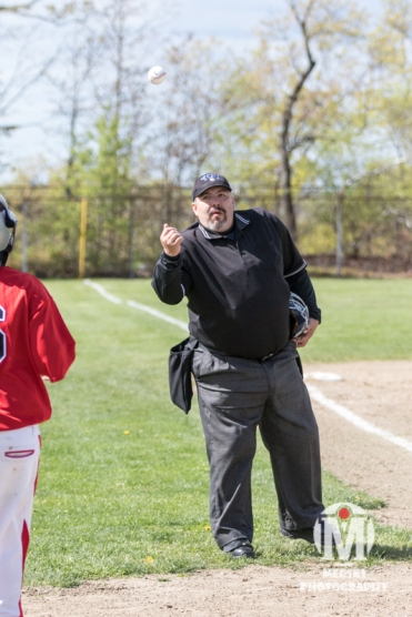 2017 - May - Woonsocket Middle School Baseball (30 of 102)