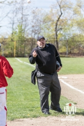 2017 - May - Woonsocket Middle School Baseball (31 of 102)