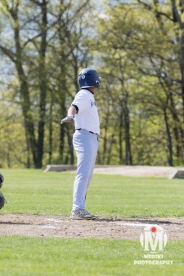 2017 - May - Woonsocket Middle School Baseball (33 of 102)