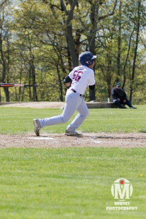 2017 - May - Woonsocket Middle School Baseball (34 of 102)