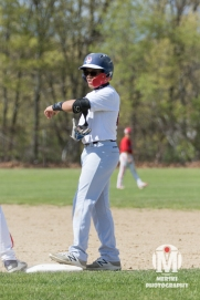 2017 - May - Woonsocket Middle School Baseball (35 of 102)