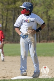2017 - May - Woonsocket Middle School Baseball (36 of 102)