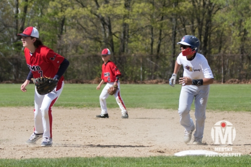 2017 - May - Woonsocket Middle School Baseball (37 of 102)