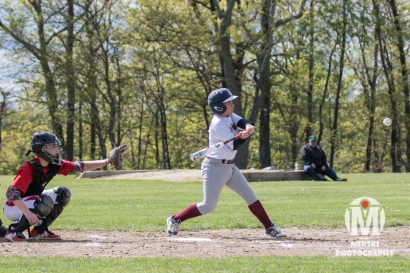 2017 - May - Woonsocket Middle School Baseball (39 of 102)