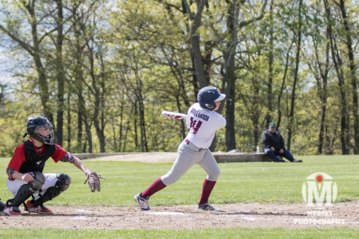 2017 - May - Woonsocket Middle School Baseball (40 of 102)