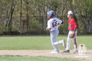 2017 - May - Woonsocket Middle School Baseball (41 of 102)