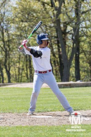 2017 - May - Woonsocket Middle School Baseball (45 of 102)