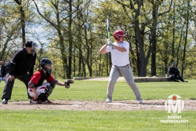 2017 - May - Woonsocket Middle School Baseball (50 of 102)