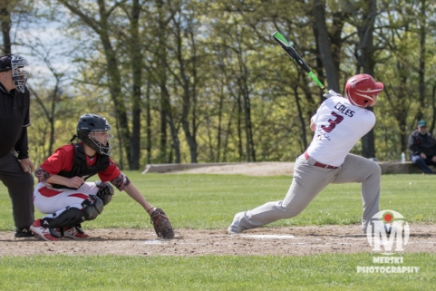 2017 - May - Woonsocket Middle School Baseball (51 of 102)