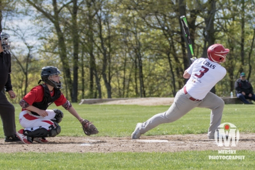 2017 - May - Woonsocket Middle School Baseball (52 of 102)