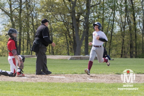 2017 - May - Woonsocket Middle School Baseball (54 of 102)