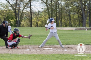 2017 - May - Woonsocket Middle School Baseball (55 of 102)