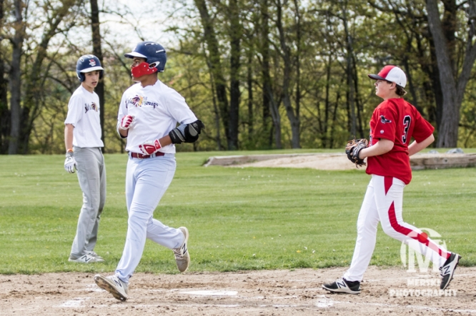 2017 - May - Woonsocket Middle School Baseball (59 of 102)