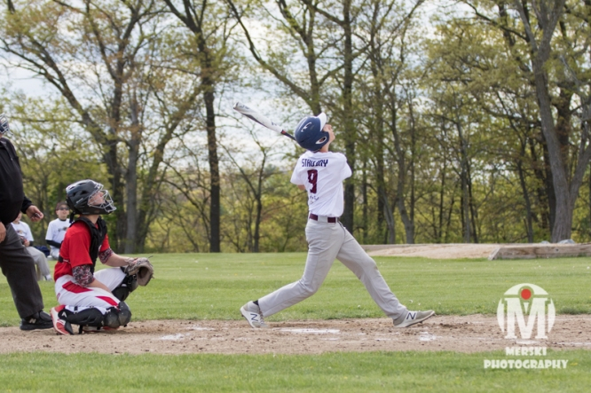 2017 - May - Woonsocket Middle School Baseball (61 of 102)