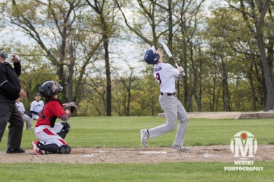 2017 - May - Woonsocket Middle School Baseball (62 of 102)