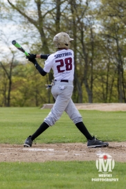 2017 - May - Woonsocket Middle School Baseball (63 of 102)