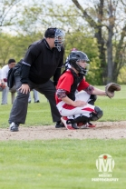 2017 - May - Woonsocket Middle School Baseball (64 of 102)