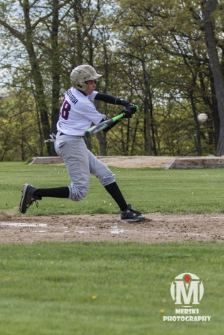 2017 - May - Woonsocket Middle School Baseball (65 of 102)