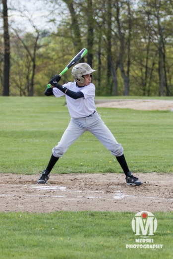 2017 - May - Woonsocket Middle School Baseball (69 of 102)
