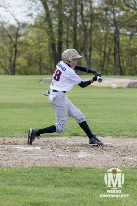 2017 - May - Woonsocket Middle School Baseball (70 of 102)