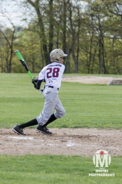 2017 - May - Woonsocket Middle School Baseball (72 of 102)
