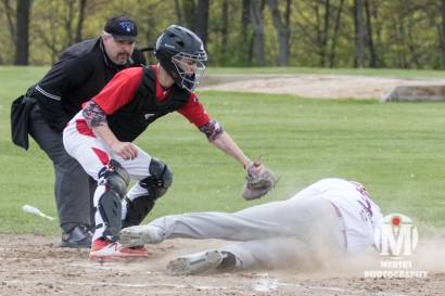 2017 - May - Woonsocket Middle School Baseball (73 of 102)