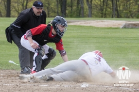 2017 - May - Woonsocket Middle School Baseball (74 of 102)