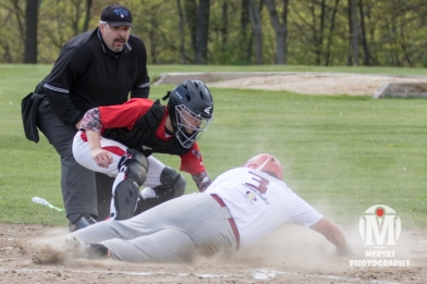 2017 - May - Woonsocket Middle School Baseball (75 of 102)