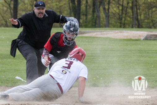 2017 - May - Woonsocket Middle School Baseball (76 of 102)