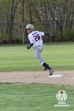 2017 - May - Woonsocket Middle School Baseball (78 of 102)